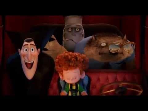 Монстры на каникулах 2 (2015) | Русский клип о мультике | В хорошем качестве - YouTube