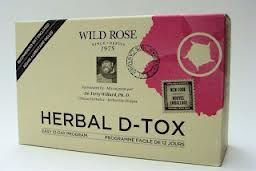 Kick of your January detox with Wild Rose Herbal D-Tox! Our best selling Wild Rose Herbal D-Tox program is a simple 12 day cleansing program that follows a healthy and satisfying Meal Plan (enclosed with the kit). The plan recommends that 20% of the diet be taken from acid-forming foods (meat, eggs and legumes) and 80% from alkaline or neutral foods (fresh vegetables, millet, rice).