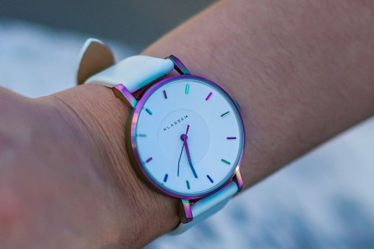 Pastel Minimalist ft Klasse14 Watch*