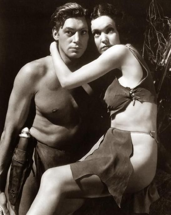 Really busy day today, so this is going to be short and kind of scattershot. Sorry.Finished watching Tarzan the Ape Man last night. Johnny Weissmuller, as much as he isn't the literary Tarzan…