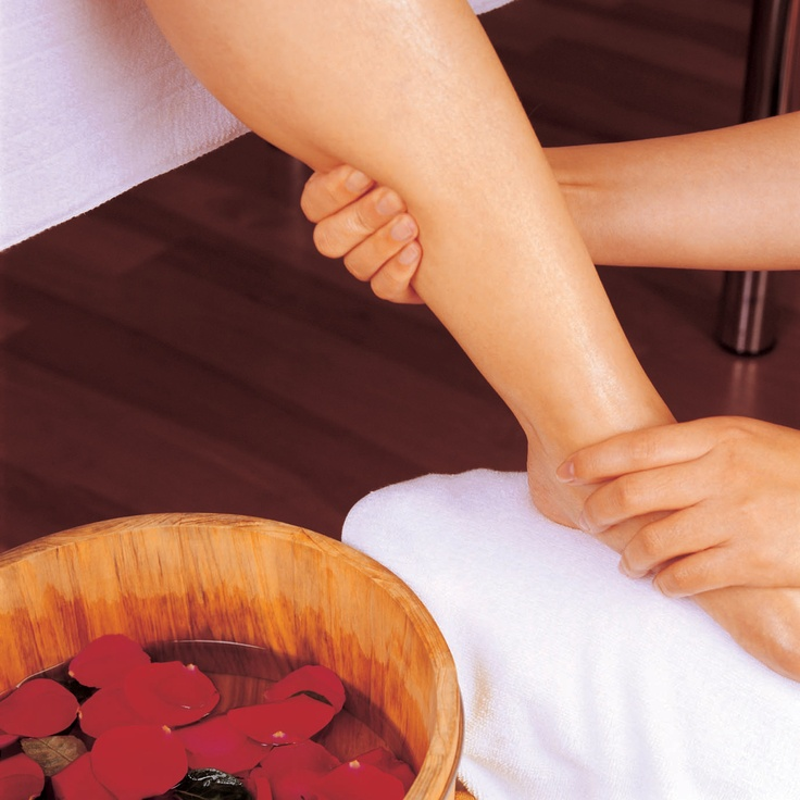 How to give a foot massage making life easier pinterest
