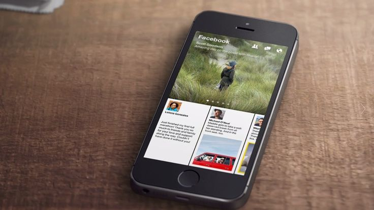 """Facebook """"Paper"""" App Attempts To Reimagine How You Read The News – ReadWrite"""