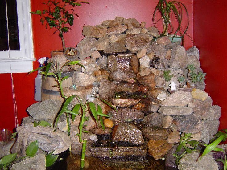 Ah This Is Sort Of Ok Indoor Water FountainsInterior Design InternshipsPondsWaterfallsNew