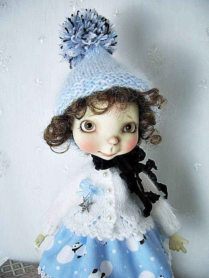 Winter Pandas Outfit made by Ulla for Connie Lowe Sprocket, Sprockets #ClothingAccessories