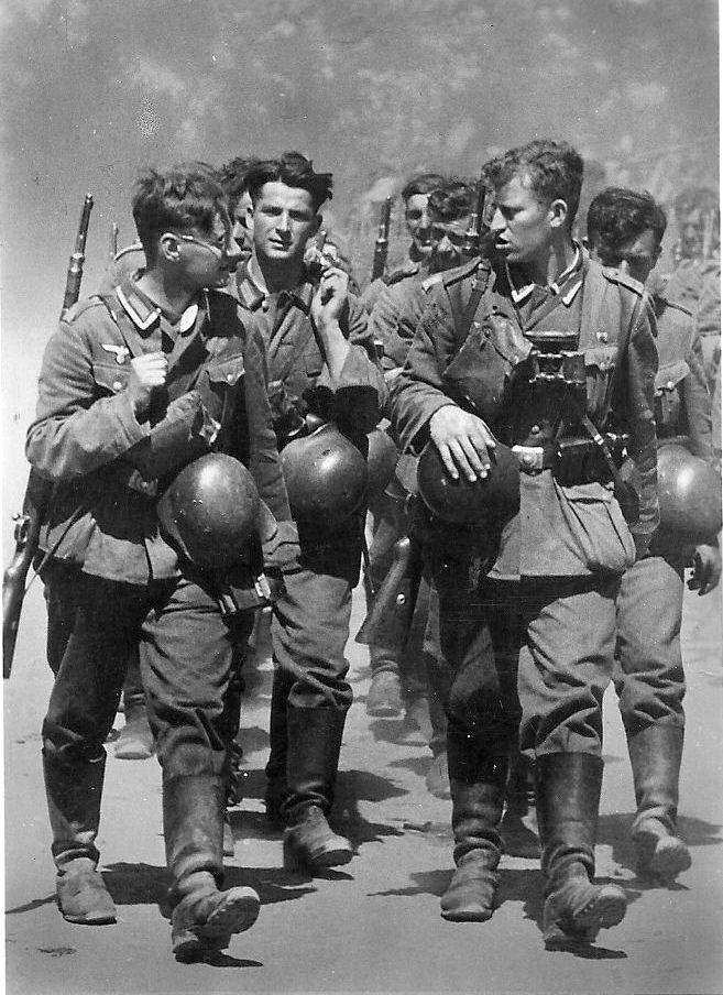 Ww2 German Soldier Haircut