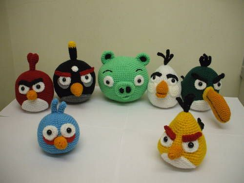 Amigurumi Angry Birds Space : 17 Best ideas about Angry Bird Game Download on Pinterest ...