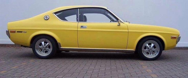 Mazda RX4 Yellow