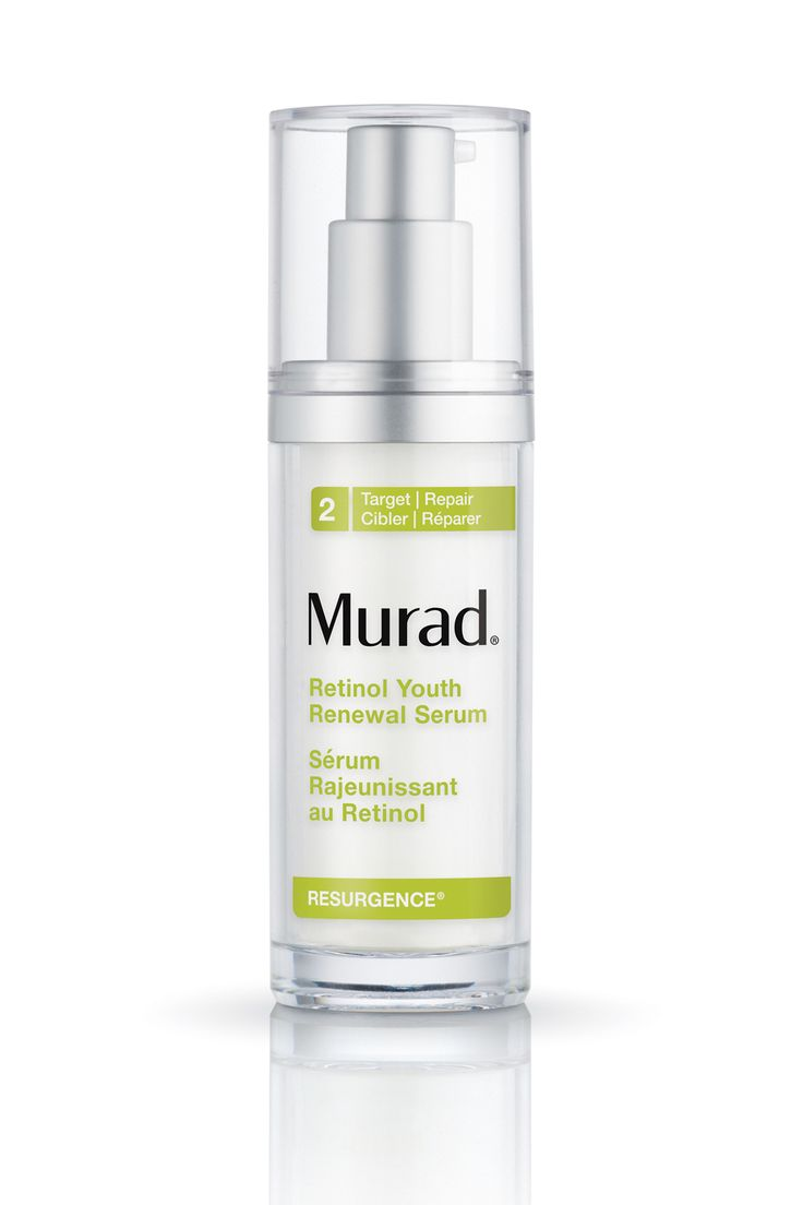 best anti-ageing wrinkle cream 2017 Murad Retinol Youth Renewal Serum
