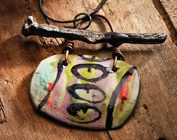 Torch-Fired Enamel Jewelry: Beyond Enameling with Special Effects, Supplements, and Techniques