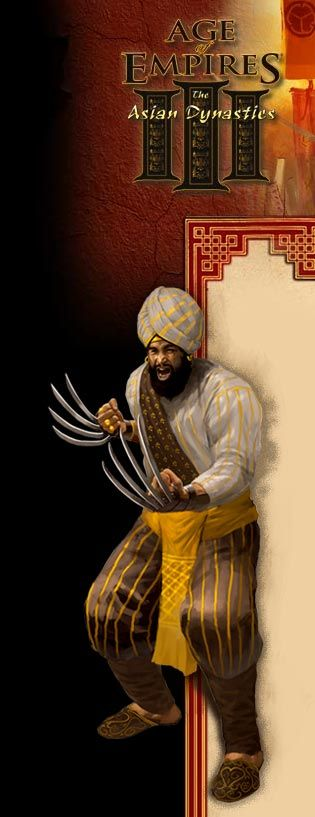 age of empires 3 warchiefs asian dynasties crack
