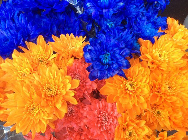 fiori al mercato generale