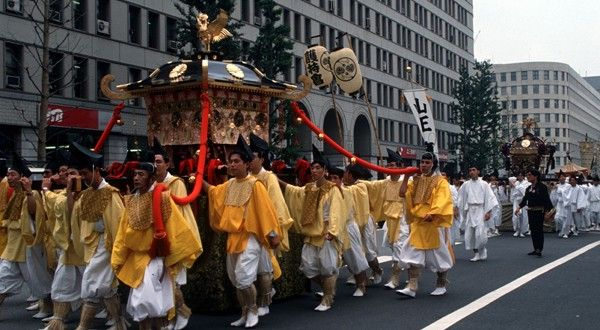 Sanno Matsuri famous Festival in Japan from June 6 to 17 | TRAVELMAIL
