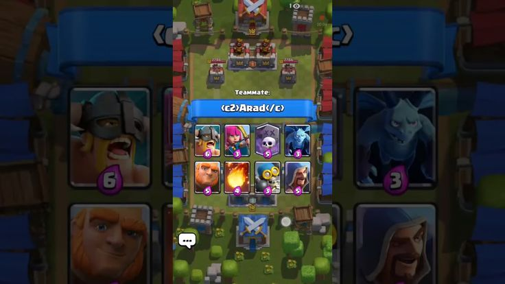 Clash Royale 2v2 Best Deck Gameplay Clash Royale 2v2 Best Deck Gameplay Url link to my latest video: https://youtu.be/uTEmzB3h1GE Music: Licensed under Creative Commons By Attribution 4.0 Subscribe for more Clash Royale Mirror Battle Challange Cheat