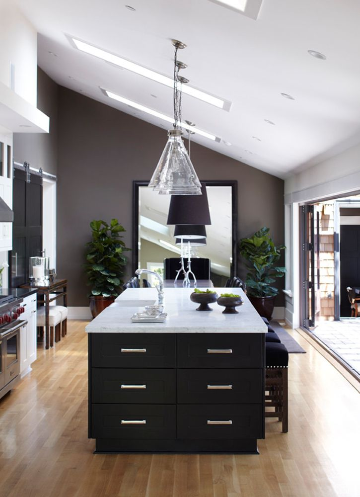Seventeenth & Irving: interiors - ceiling idea for kitchen extension