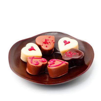 Cioccolatini San Valentino fatti casa