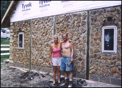 57 best Cordwood Construction Dream images on Pinterest   Cordwood ...