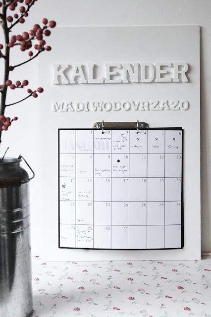 Kalender te koop @ Lekker Fris