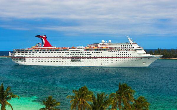 Carnival Ecstasy Ship