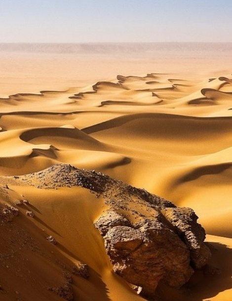 Landscapes Desert Sand Dunes