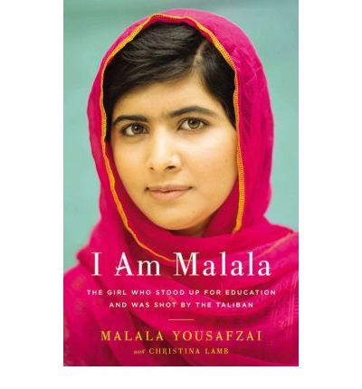 I Am Malala: The Girl Who Stood Up for Education and Was Shot by the Taliban: When the Taliban took control of the Swat Valley, one girl spoke out. Malala Yousafzai refused to be silenced and fought for her right to an education. On Tuesday 9 October 2012, she almost paid the ultimate price. Shot in the head at point blank range while riding the bus home from school, few expected her to survive. Instead, Malala's miraculous recovery has taken her on an extraordinary journey from a remote…