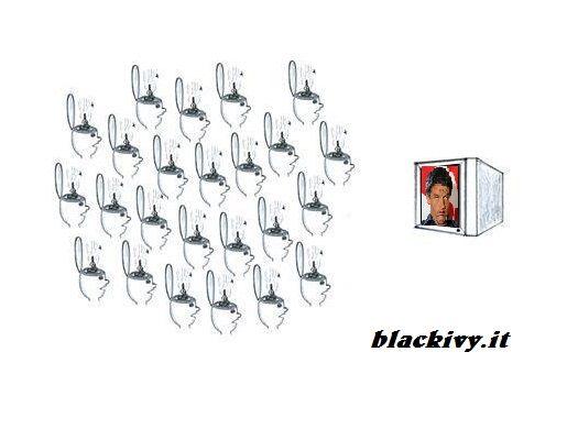 Renziiiii In TV ... | Blackivy