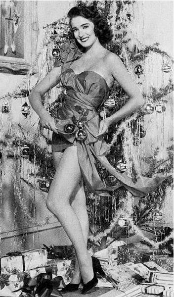 Julie Adams (sans The Creature From The Black Lagoon)