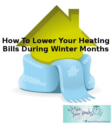 The cold weather is upon us, and for many that can mean a significant increase in the monthly utility bills. Fortunately there are many low cost and even free options when it comes to lowering your heating bills.