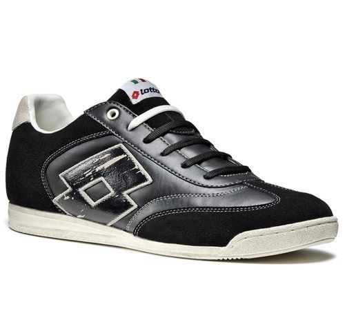 lotto Q1481 GEORGE II Siyah Erkek Günlük Spor Ayakkabısı