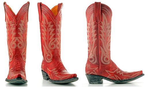 My next pair!  Old Gringo Red Nevada boots