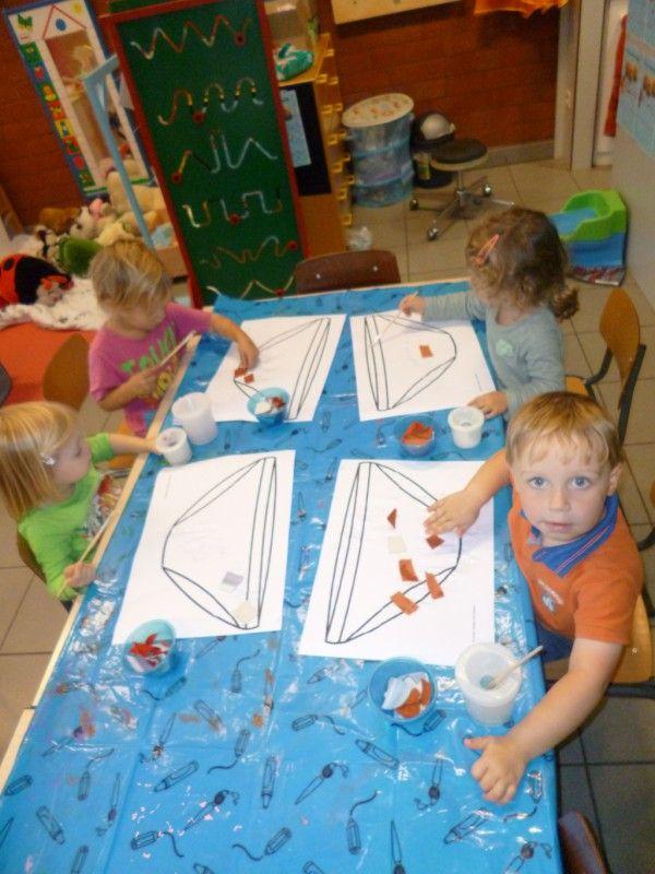Thema 'op het potje' (K1S) » Stedelijke Basisschool Rapertingen