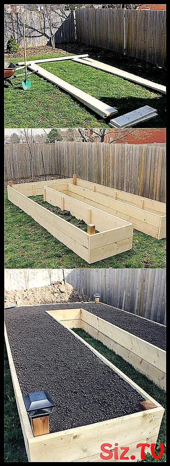 46 Simple Raised Vegetable Garden Bed Ideas 2019 …