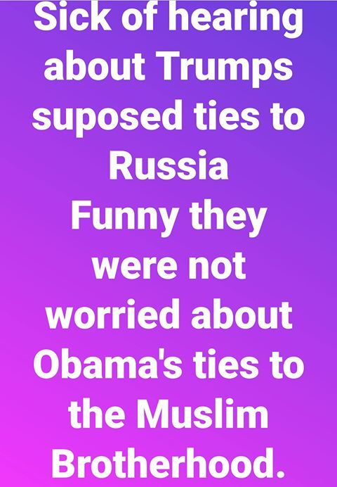 Or Obama's deal with Iran, wiping the terrorist list clean, killing American jobs. Obama was a out to destroy America!