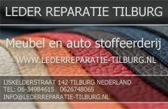 Leder reparatie & stoffeerderij Tilburg