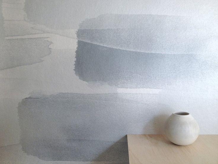River Wallpaper - Pearl