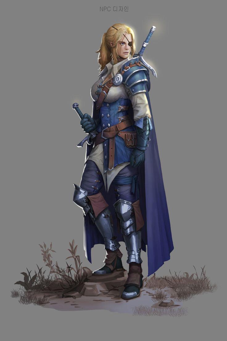Twin sister of Klíra, Ashera, the renegade, female warrior, sellsword, selled warrior, swordman, blade master, sword master, great outfit, one eye warrior, RPG, DnD, D&D -/- by search muel-kim-npc-02.jpg (1920×2880)
