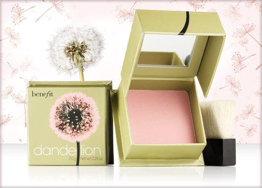 Benefit Cosmetics - dandelion #benefitgals