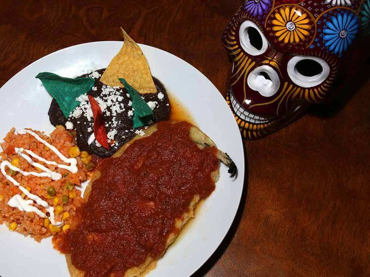 Tres Marias does Mexican food the way it's meant to be