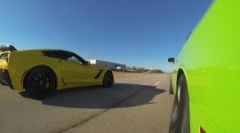 2015 C7 Z06 vs 2015 Challenger Hellcat vs 2014 GT500 It's been the topic on everybody's mind as of late. With the American muscle car market shooting for the moon, which brand will reign supreme in the grand scheme of the muscle car face-off. This time, we check out what happens when the C7 Chevrolet […]