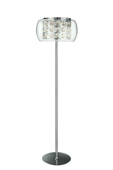 Stojací lampa MASSIVE MA378181113 | Uni-Svitidla.cz Moderní #stojací #lampa vhodná jako lokální osvětlení domácnosti či kanceláře #modern #lamp #floorlamp #lamps #stojacilampy #lampy #shades