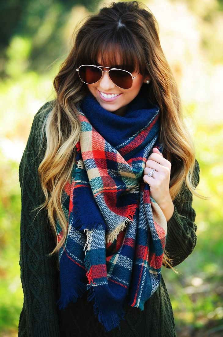 Perfect Getaway Scarf: Multi #shophopes