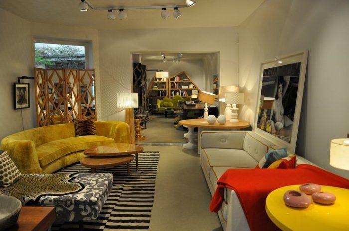 25 Best Interior Design Projects By India Mahdavi Interior