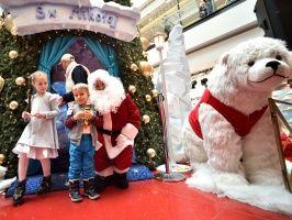 Święty Mikołaj czeka w Galerii Echo!  #SantaClaus #GaleriaEcho #mikolajki