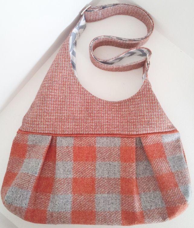 Tweed Handbag 'Nicola' £35.00