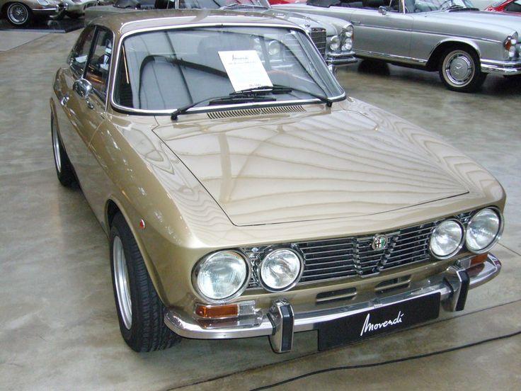 Alfa Romeo GTVeloce 2000