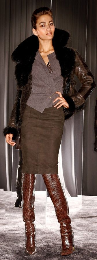 Tom Ford Fall/Winter 2012