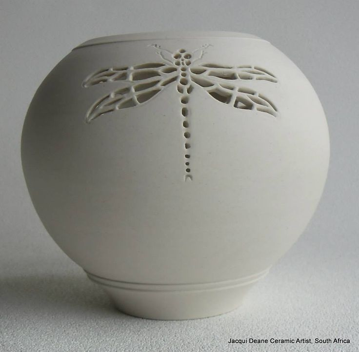 I am a potter who specialises in hand carved porcelain.   https://www.facebook.com/pages/Jacqui-Deane-Ceramic-Artist/490960717632440