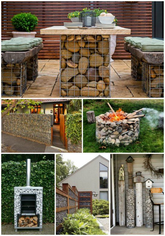 21 Practical Ways To Use Gabions On The Homestead