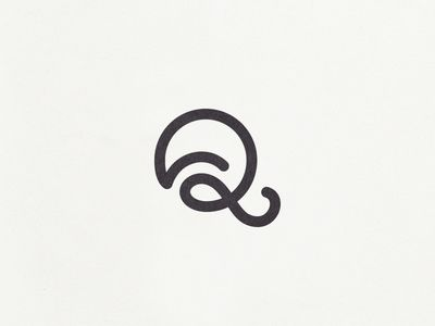 Letter Q // By Steve Wolf