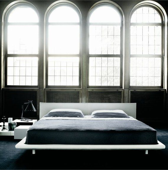 CHEMISE BED by @M Louise living Divani   Design Piero Lissoni