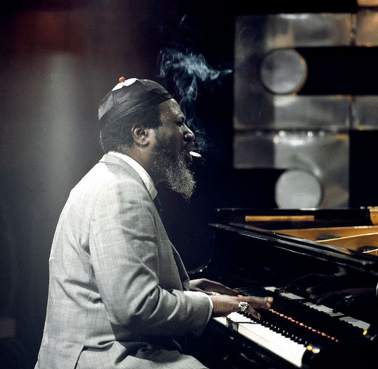 Thelonious Monk by David Redfern